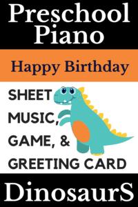 preschool piano practice activity