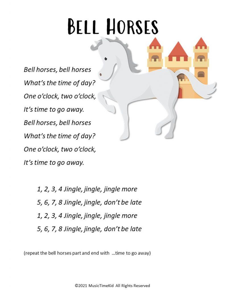 bell horses lyrics